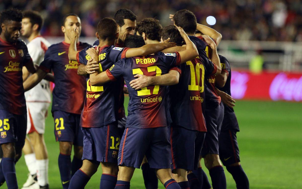 R.Valladolid – FC Barcelona: For Tito Vilanova