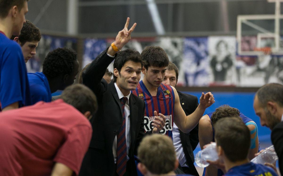 Ourense – FCB Regal B: Els últims cinc minuts condemnen el filial (66-65)