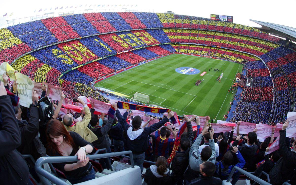 FCB-Reial Madrid, únicament amb abonament 2012/13