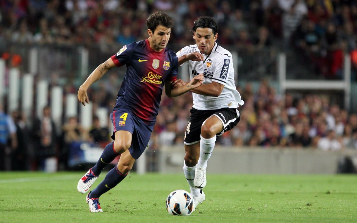 Valencia v FC Barcelona: Another big challenge