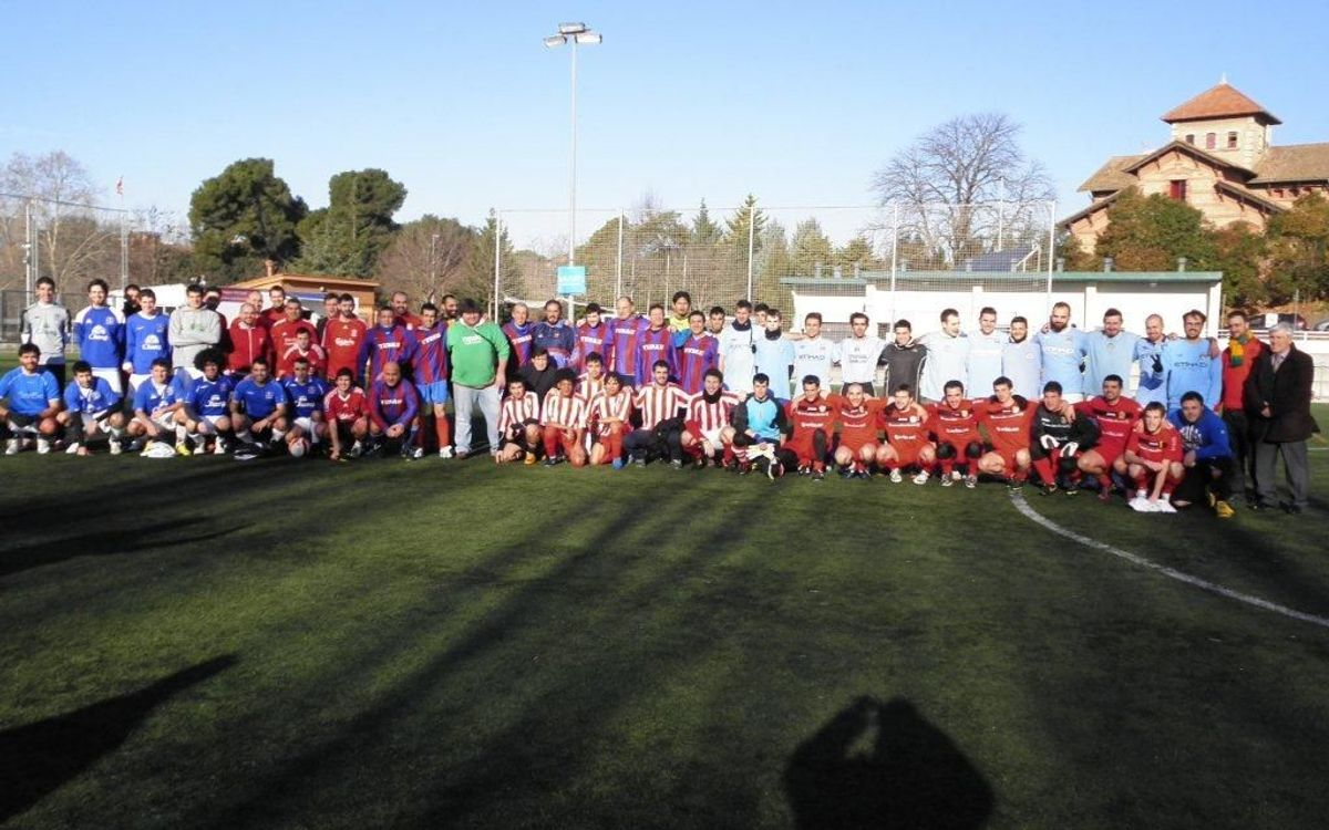 Sant Cugat organised the fair play tournament
