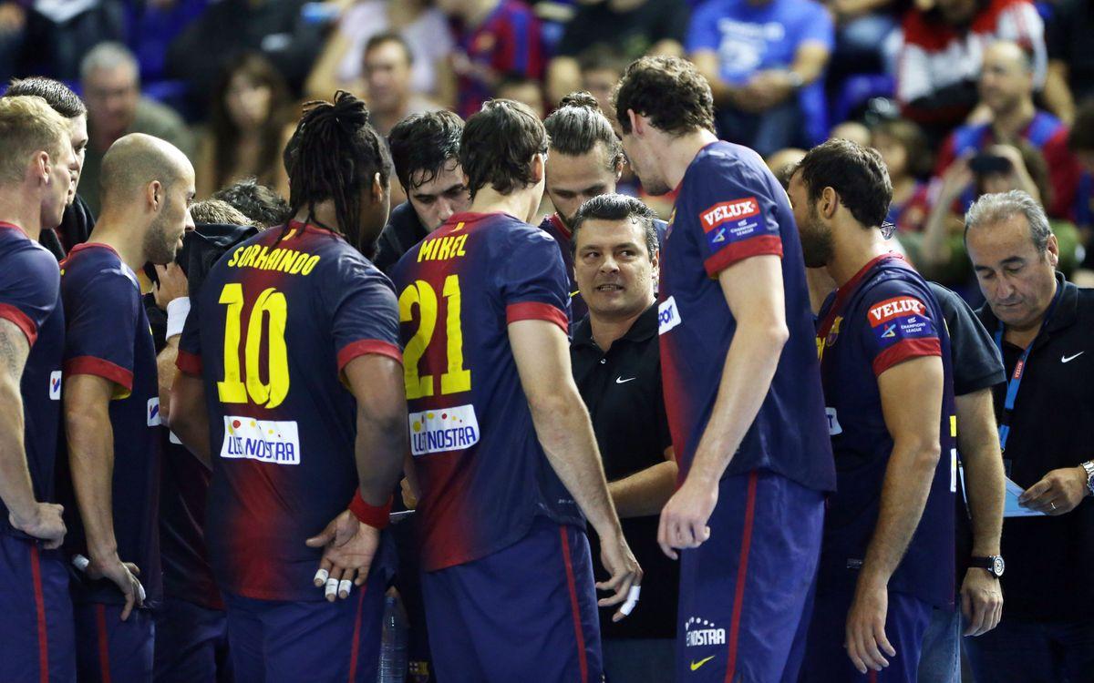Primer assalt per al Barça Intersport, camí de Colònia