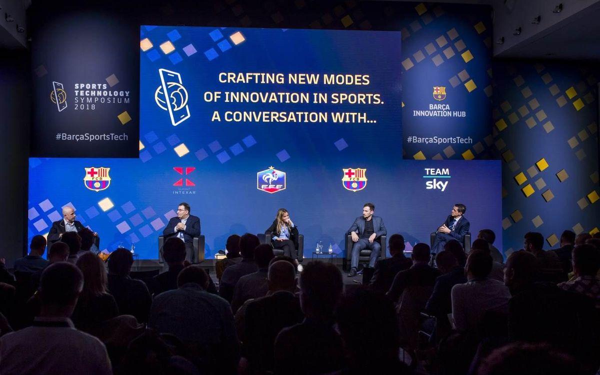 El Barça Innovation Hub cumple dos años, consolidado como la plataforma de conocimiento de referencia en el deporte
