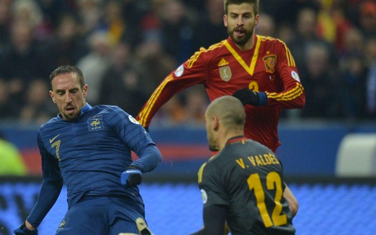 Pedro offre la victoire à l'Espagne