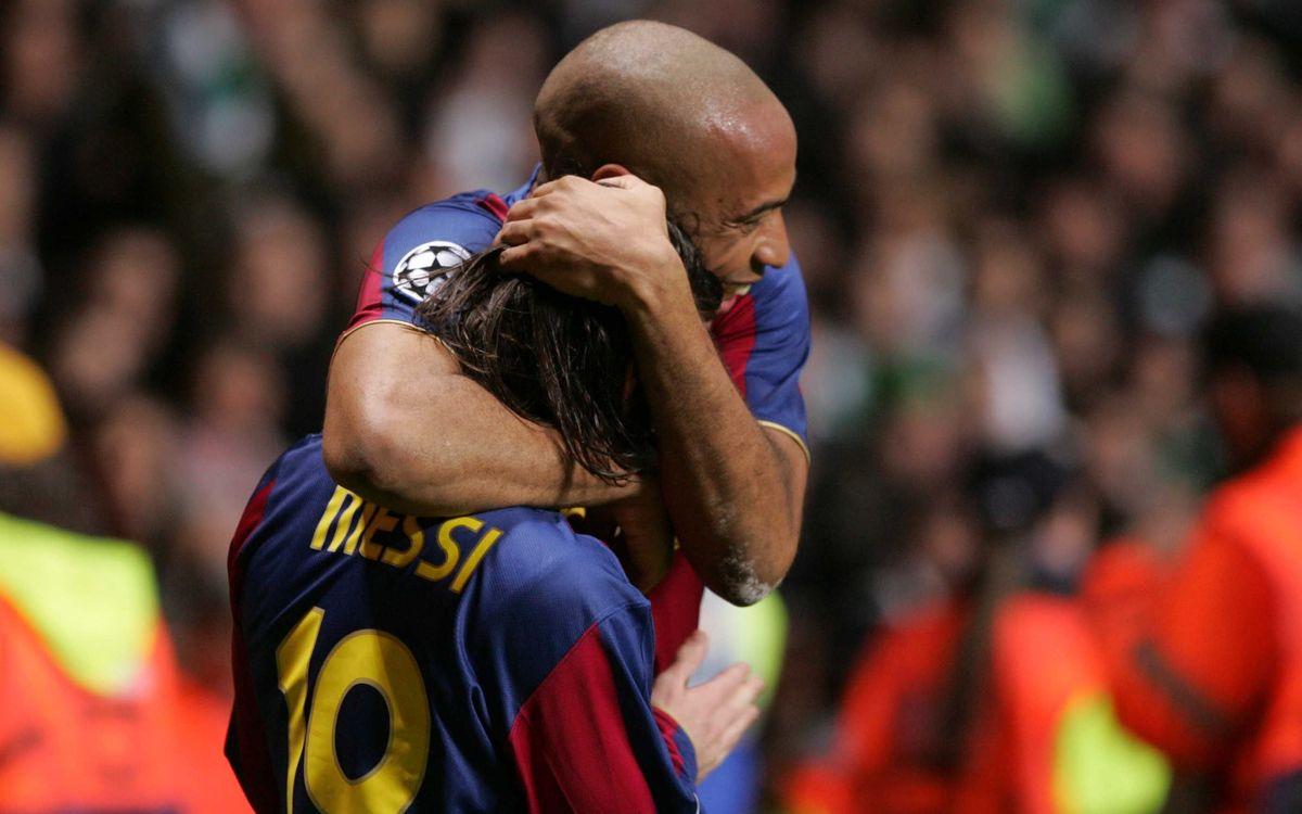 Celtic-FC Barcelona: Barça's matches at Celtic Park