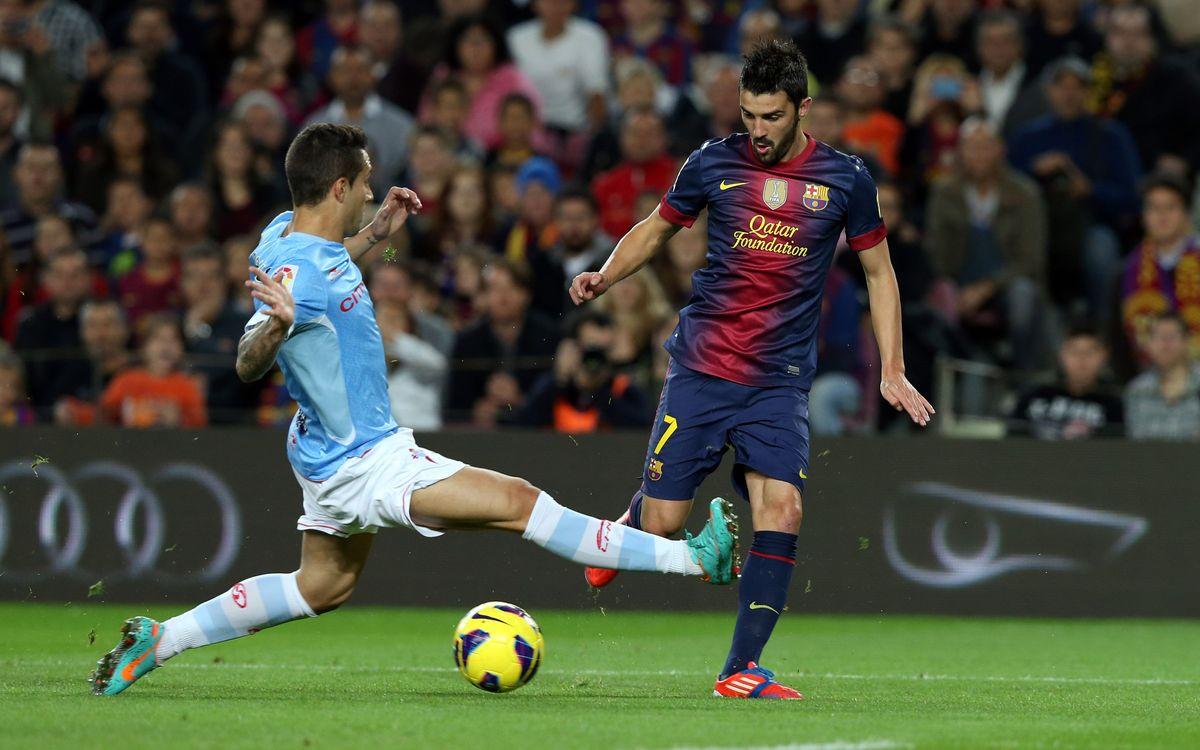 Celta v FC Barcelona set for Saturday March 30th at 18.00