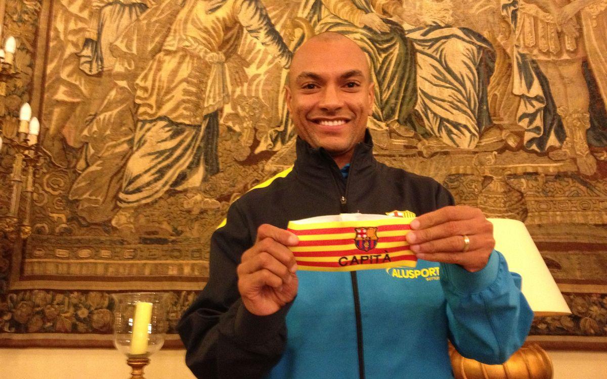 Torna la Lliga amb Ari Santos estrenant capitania a Segòvia