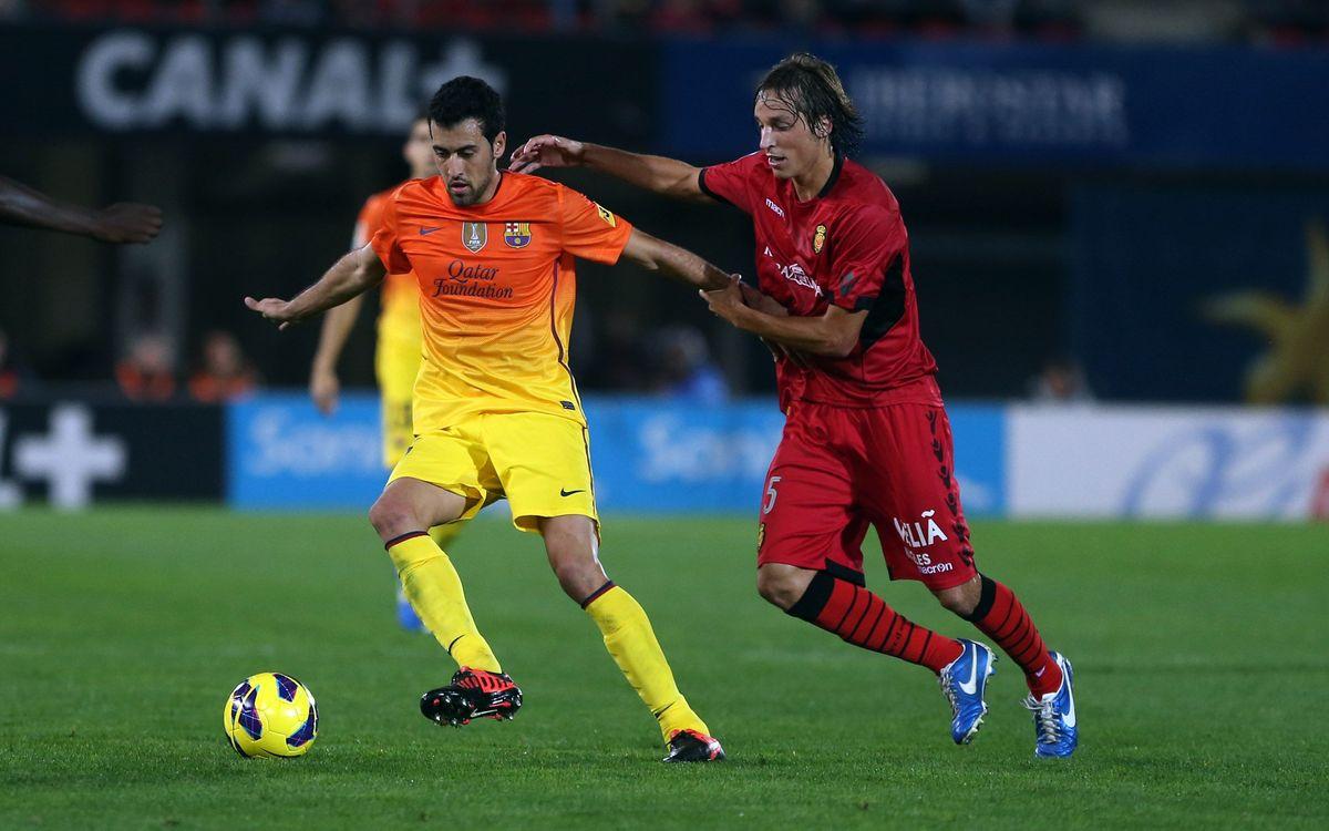 Mallorca vs Barça match summary