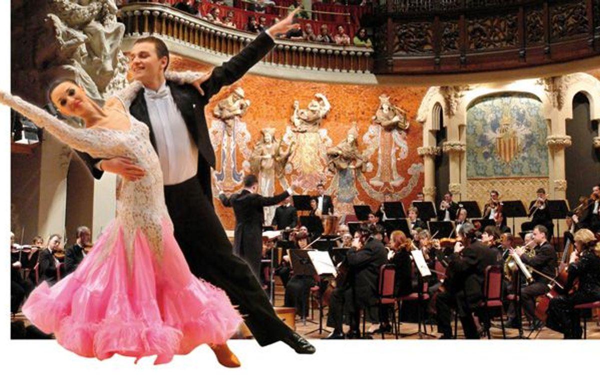 Gran Concert d'Any Nou al Palau de la Música, Liceu i l'Auditori