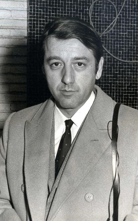 Mor José Félix Pons, el primer locutor en català d'un partit de futbol a televisió