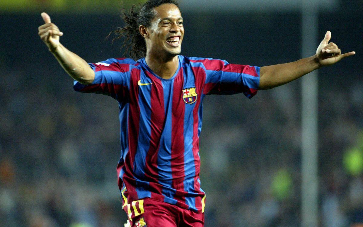 FC Barcelona Legends: Ronaldinho