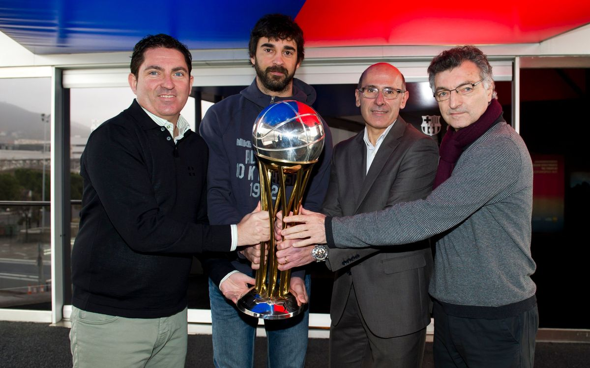 La Copa del Rei de bàsquet, al Museu