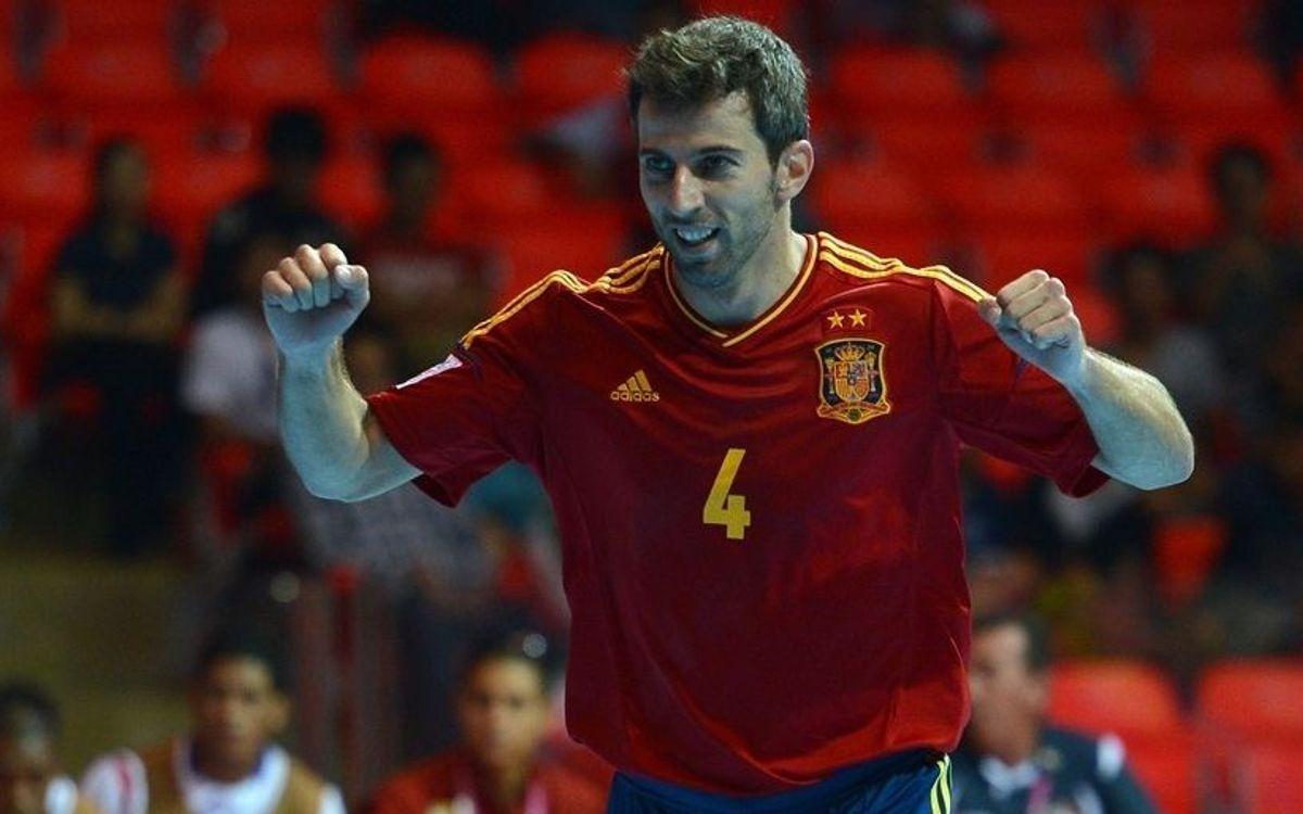 Espanya goleja Panamà i Itàlia s'imposa a l'Argentina