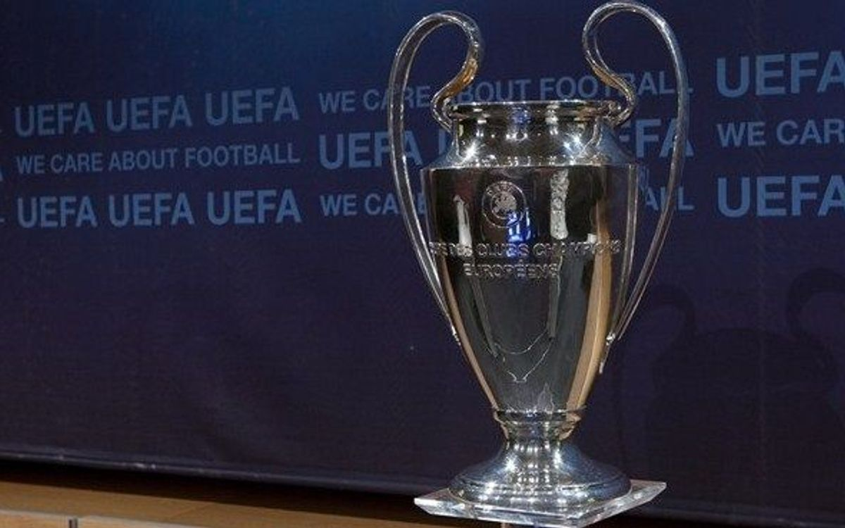 Everything is set for the Champions League draw in Nyon