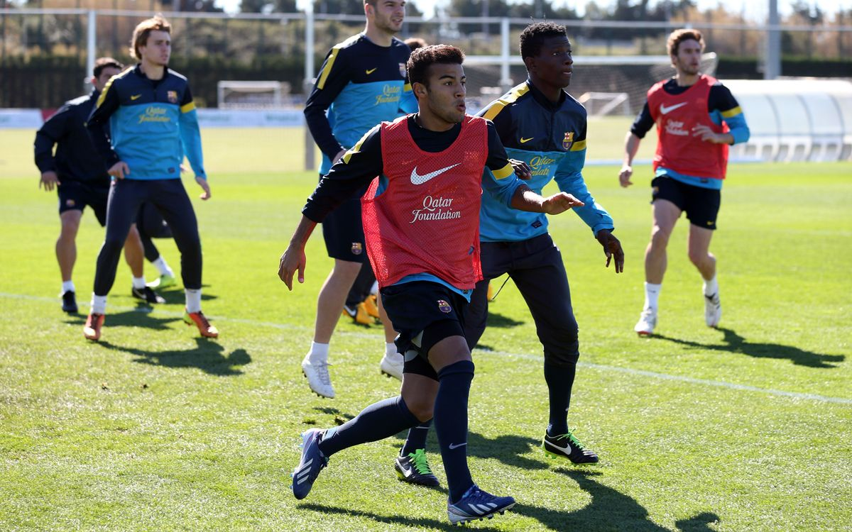 Barça B - Còrdova: Reserves out to emulate first team