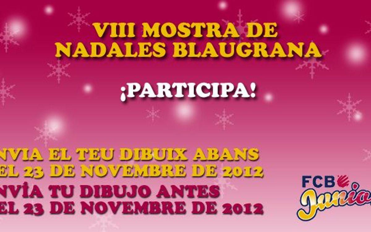 VIII Mostra de Nadales Blaugrana