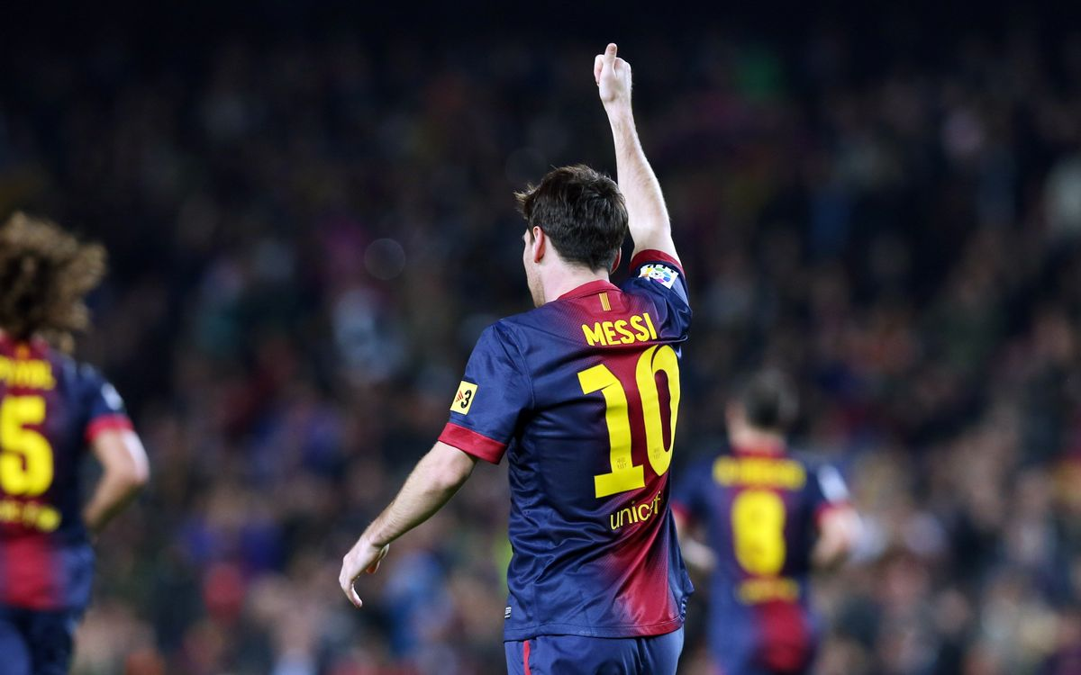 Messi preselected for FIFA/FIFPro World XI 2012