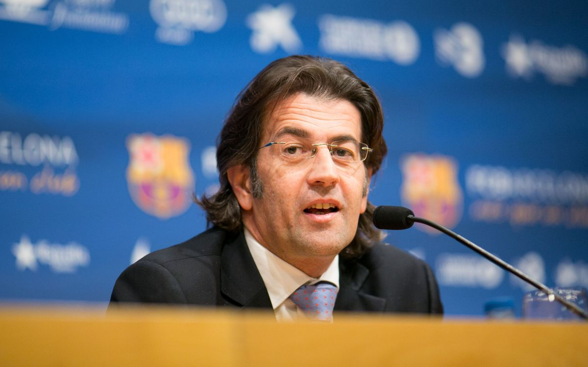 "Toni Freixa: ""Xavi, Messi i Puyol are essential members of the best Barça ever"""