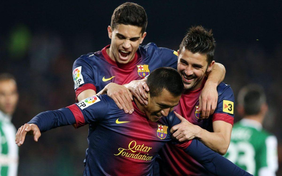 FCバルセロナ対コルドバ戦 試合後総括