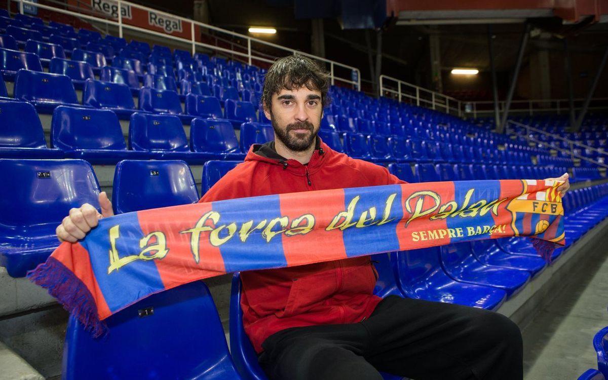 El Consell del Palau regalarà 4.000 bufandes en el primer partit de quarts de l'Eurolliga