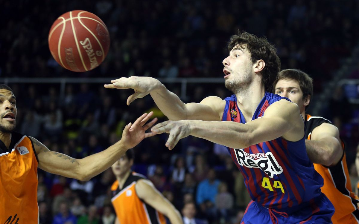 Barça Regal – Mad-Croc Fuenlabrada: Happy birthday, Tomic! (72-70)