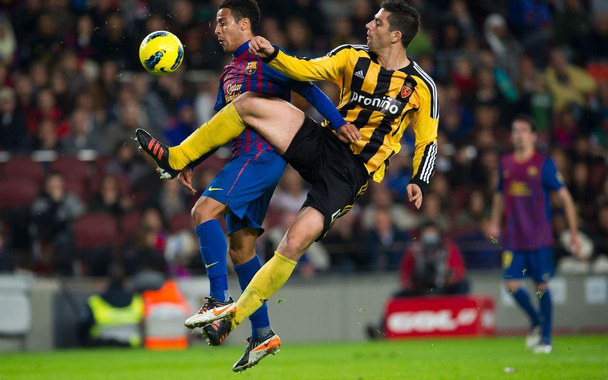 FC Barcelona vs Real Zaragoza match preview