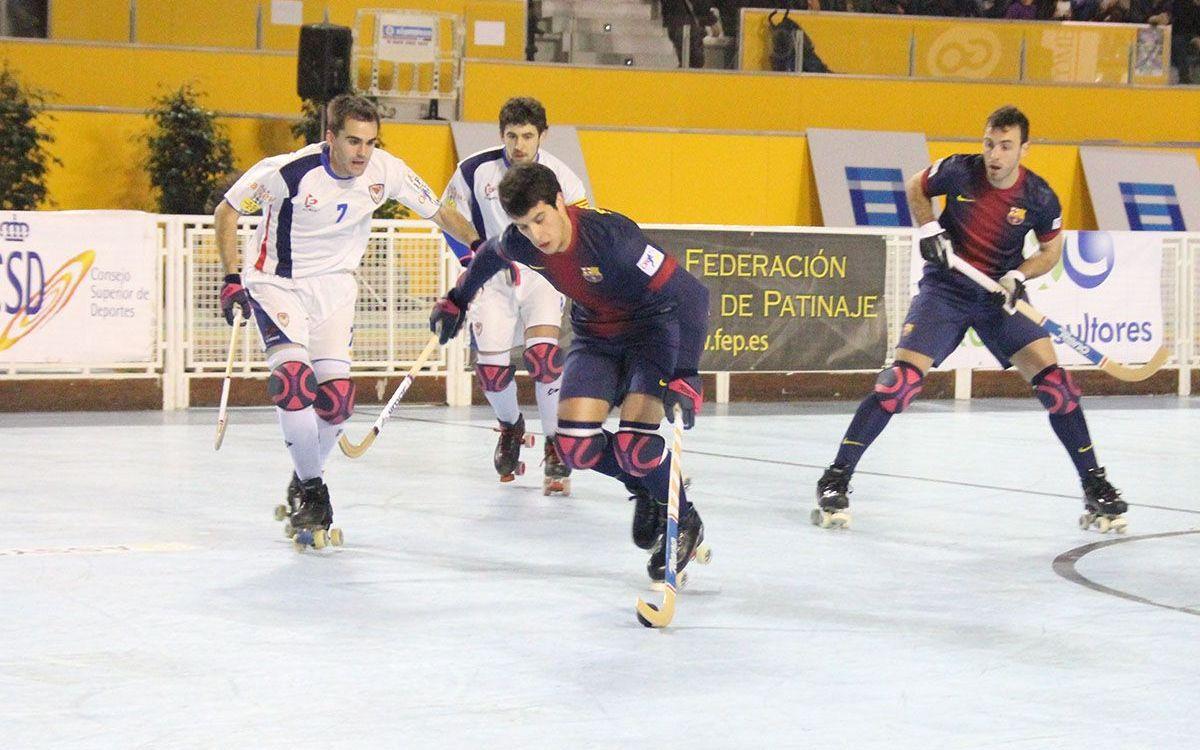 Pablo Álvarez té una subluxació a l'espatlla dreta