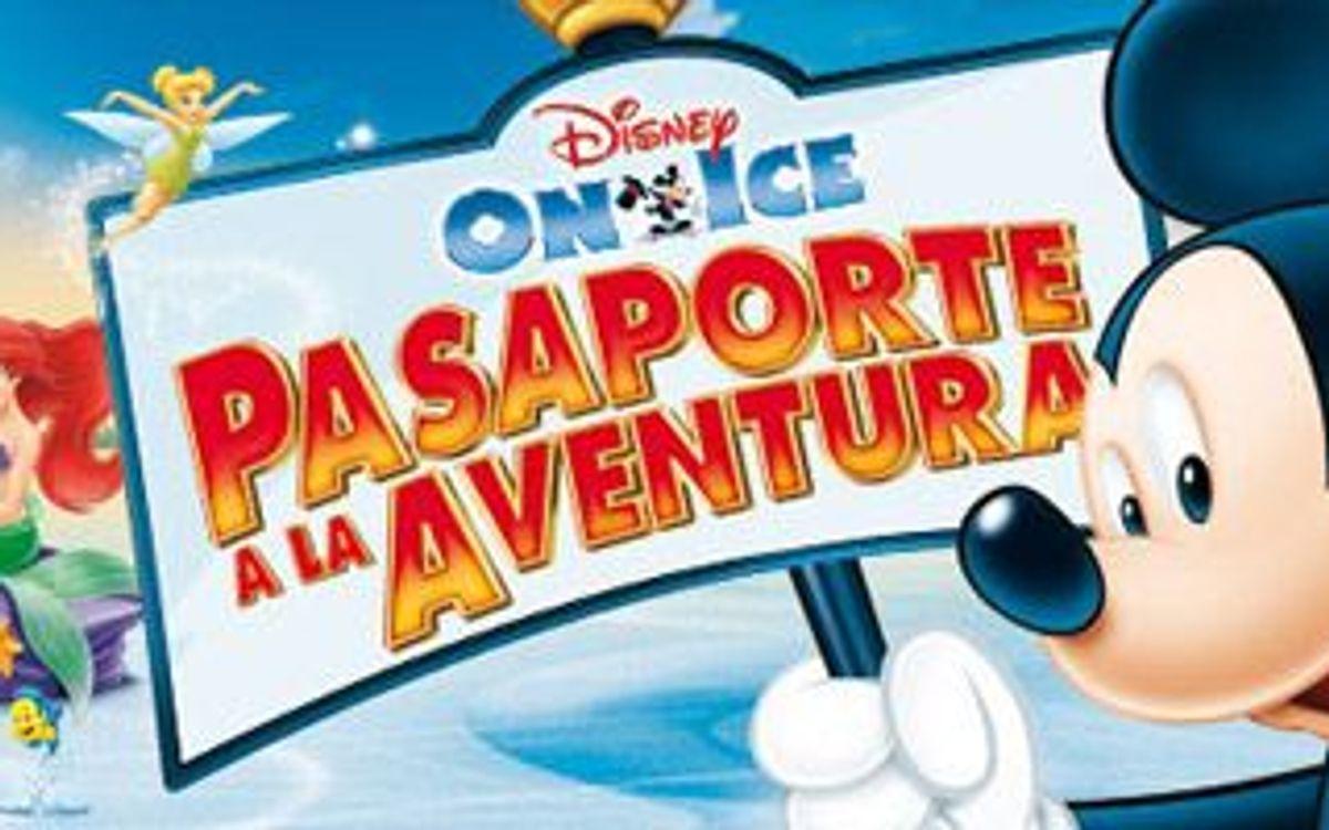 'Disney on ice' al Palau Sant Jordi