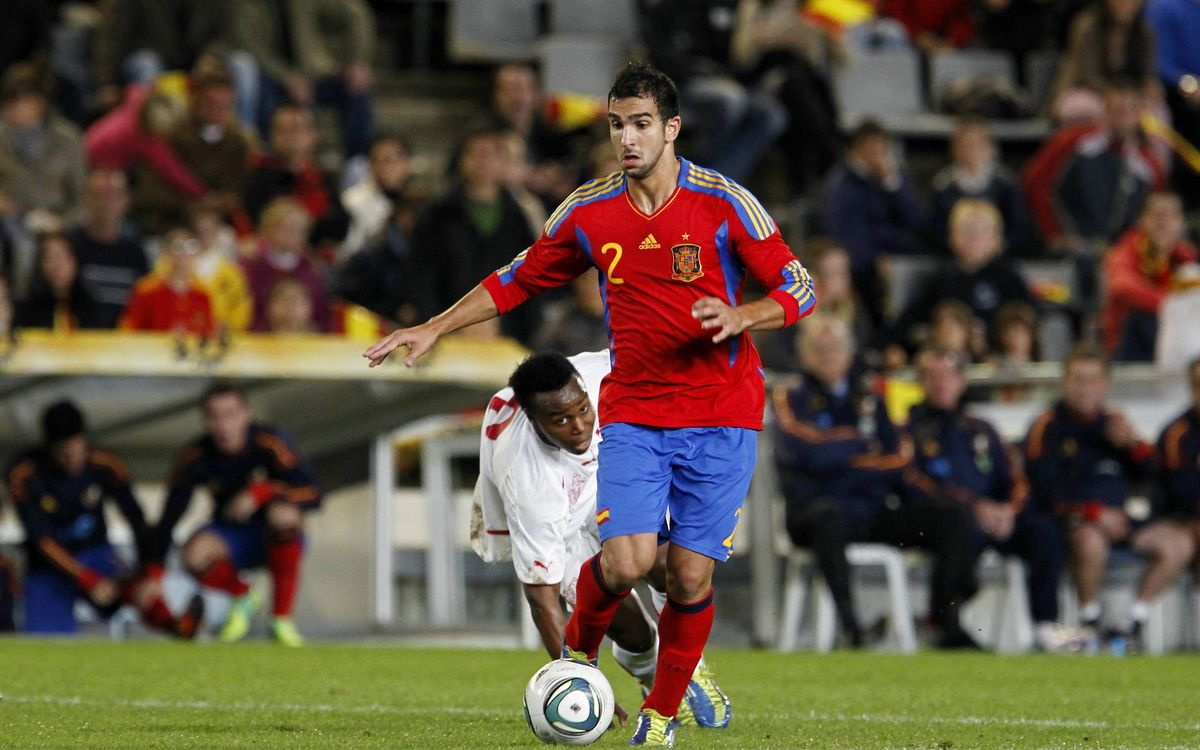 Montoya called up for Spain friendly