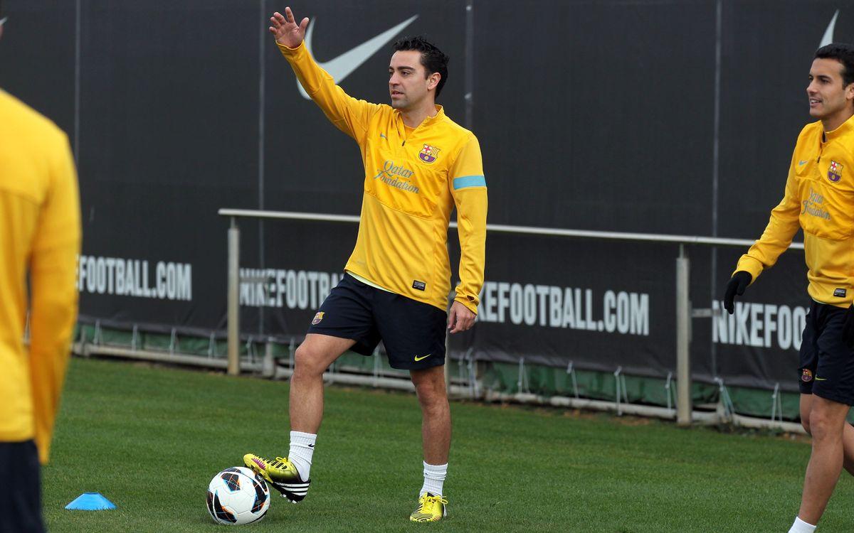 Xavi to miss Liga match against Rayo