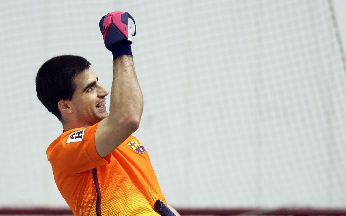 Igualada HC - FC Barcelona: Victory at Les Comes! (0-1)