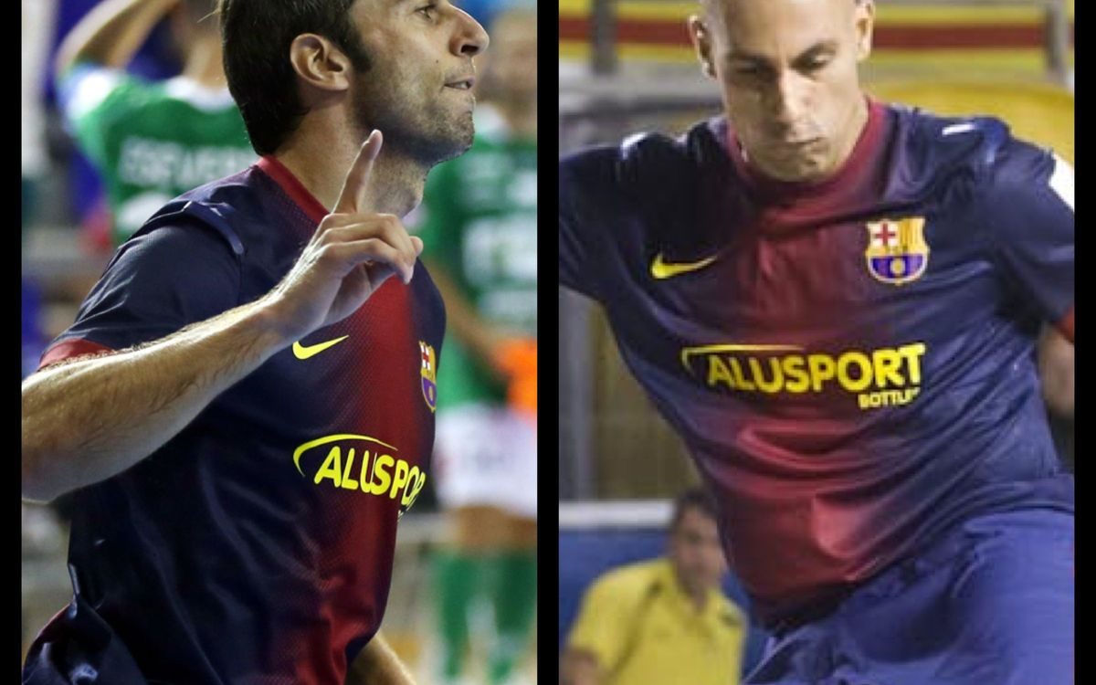 Jordi Torras i Fernandao tornen lesionats del Mundial i no jugaran a Segòvia