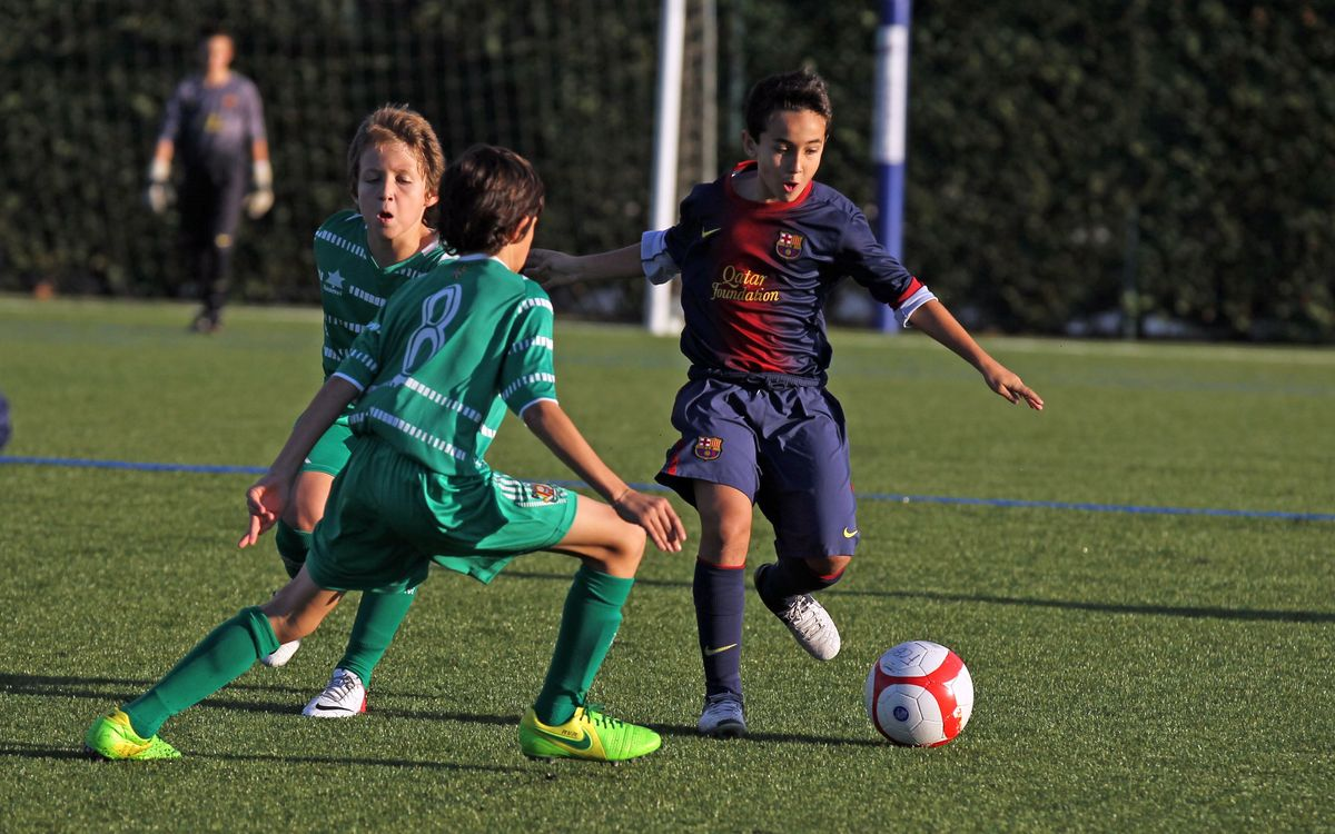 Five gems from La Masia