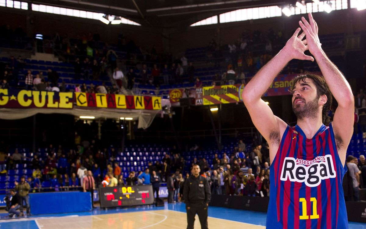 FCB Regal – CAI Zaragoza: Exciting match ends in victory for FC Barcelona Regal! (89-81)