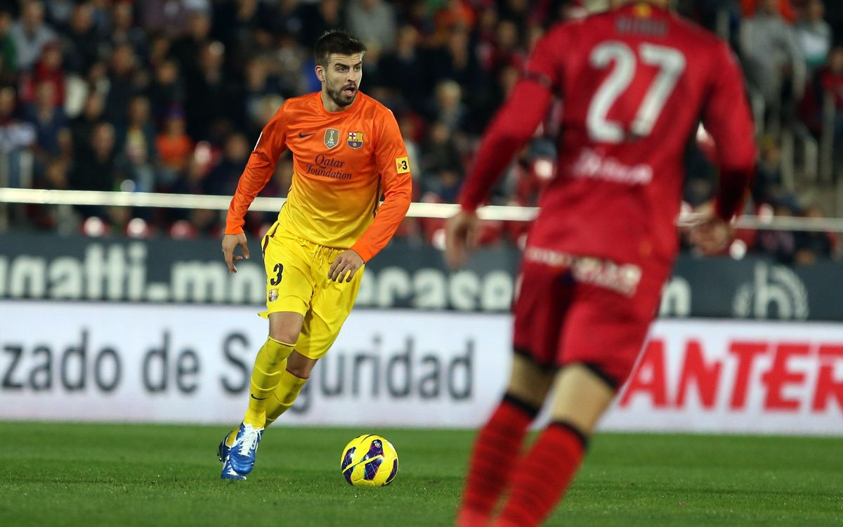 FCB-Mallorca, dissabte 6 a les 22 h