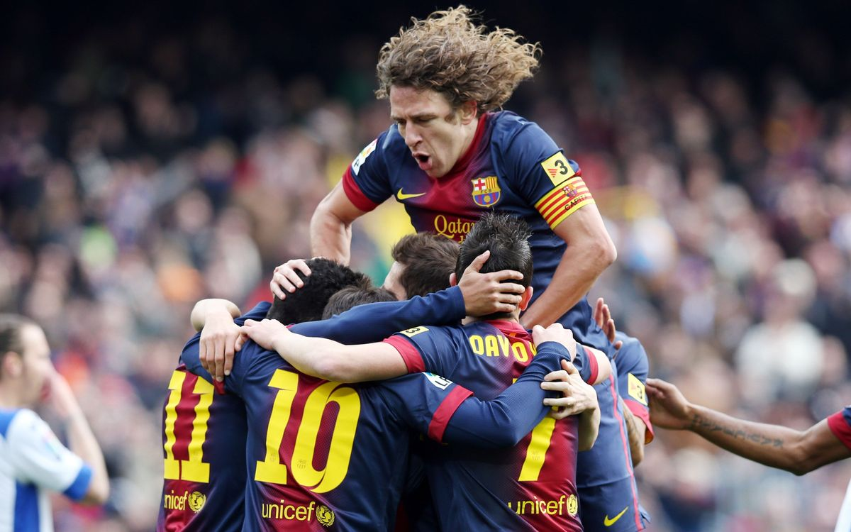 FCB-Getafe: A splendid morning