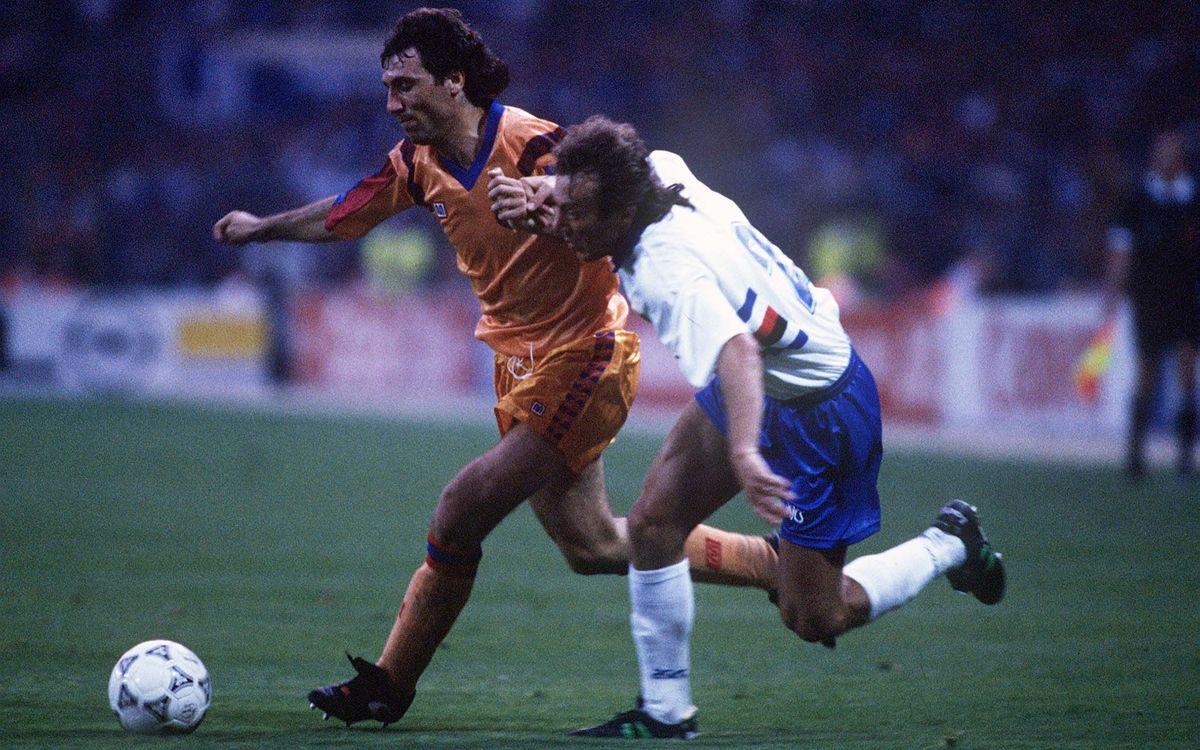 Legendary goals: Hristo Stoichkov