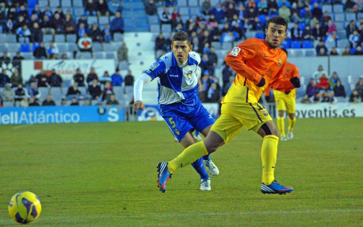 Sabadell-FCB B: Two goal lead turns into defeat (3-2)