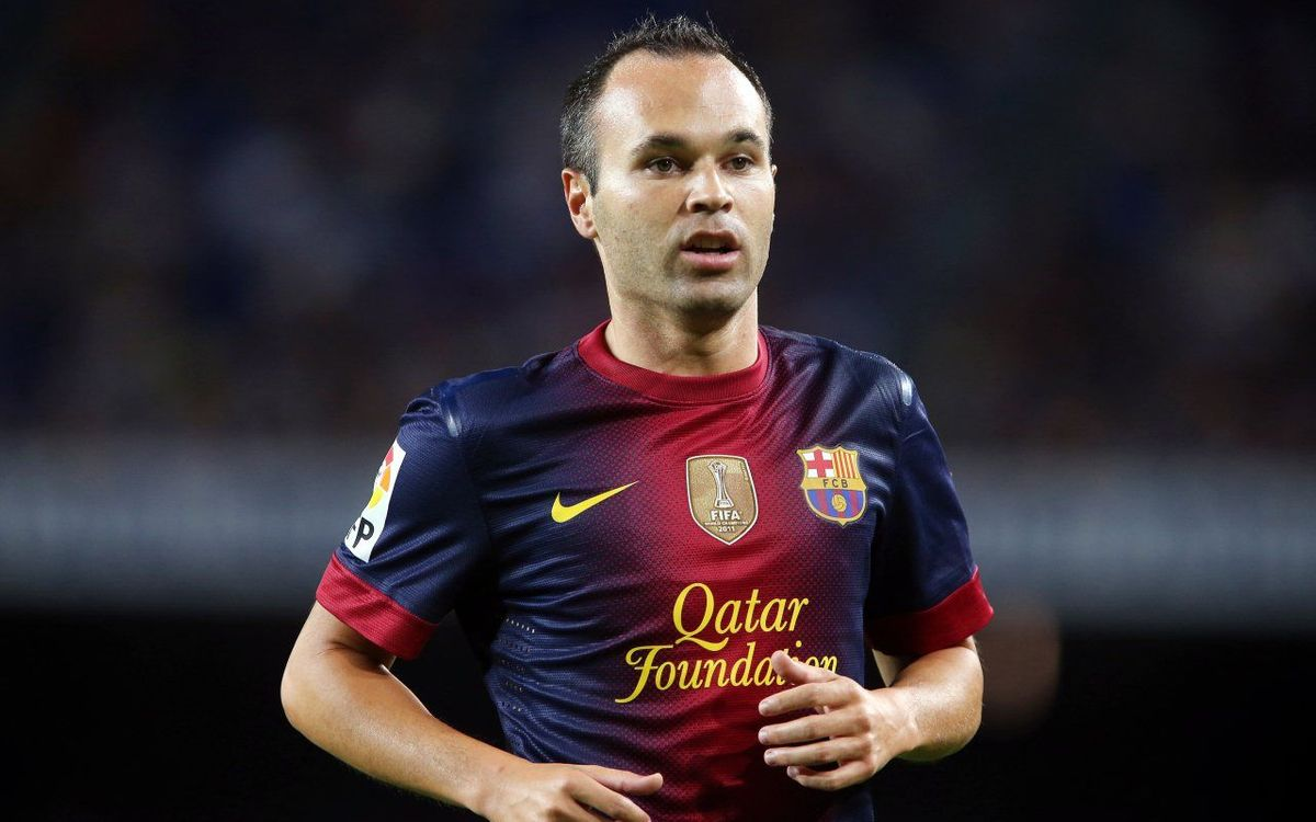 "Andrés Iniesta: ""I play to be happy, not to win titles"""