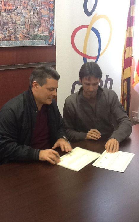 Pascual, padrí de l'handbol escolar de Barcelona
