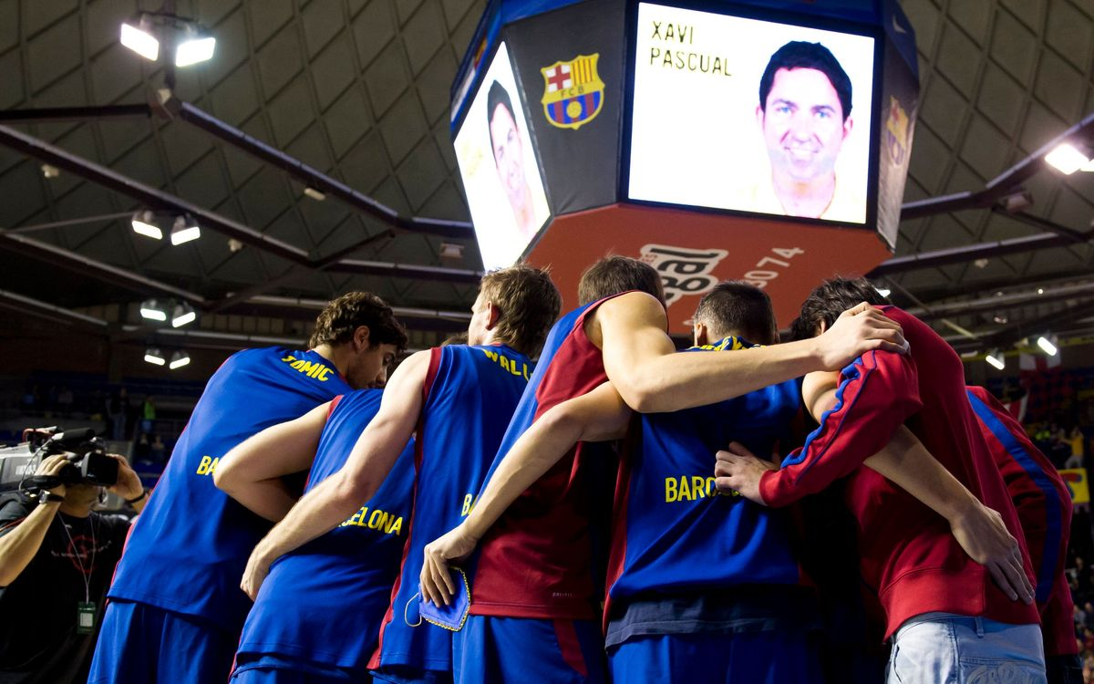 El Barça Regal no cau com a local al Top 16 des de l'any 2006