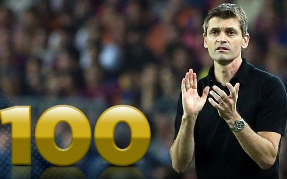 Tito Vilanova: 100 days and 85% win ratio