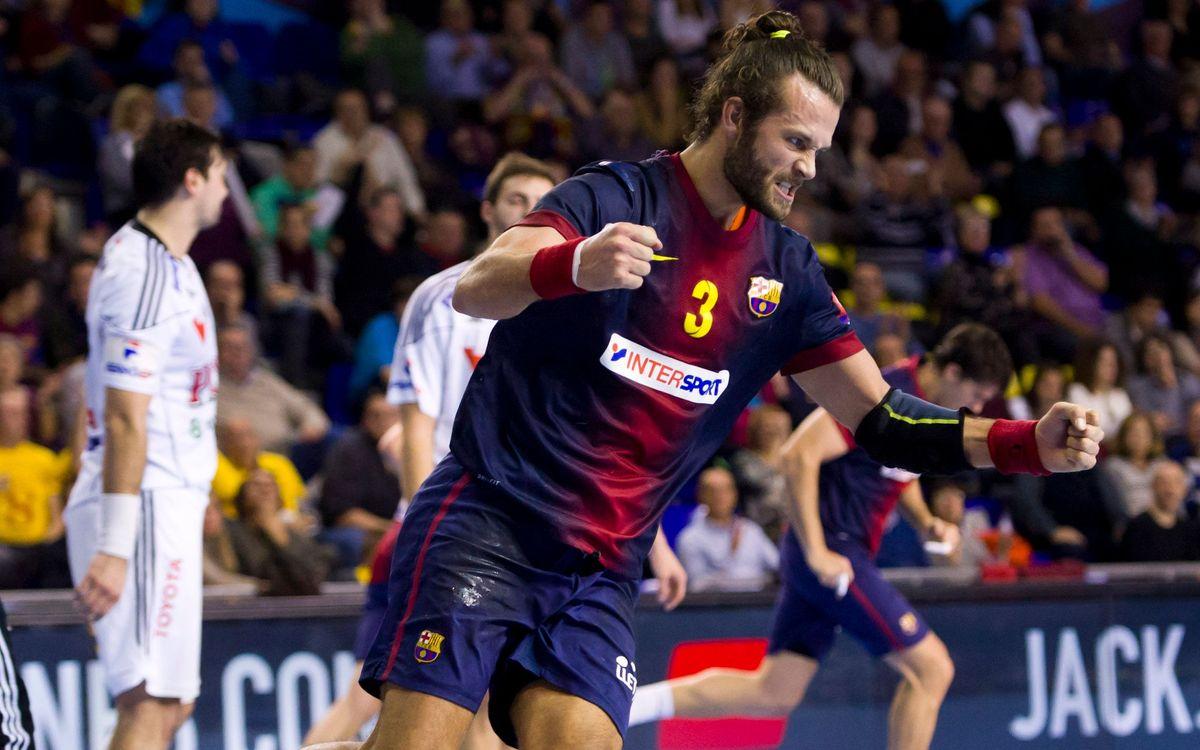 L'aturada del FC Barcelona Intersport