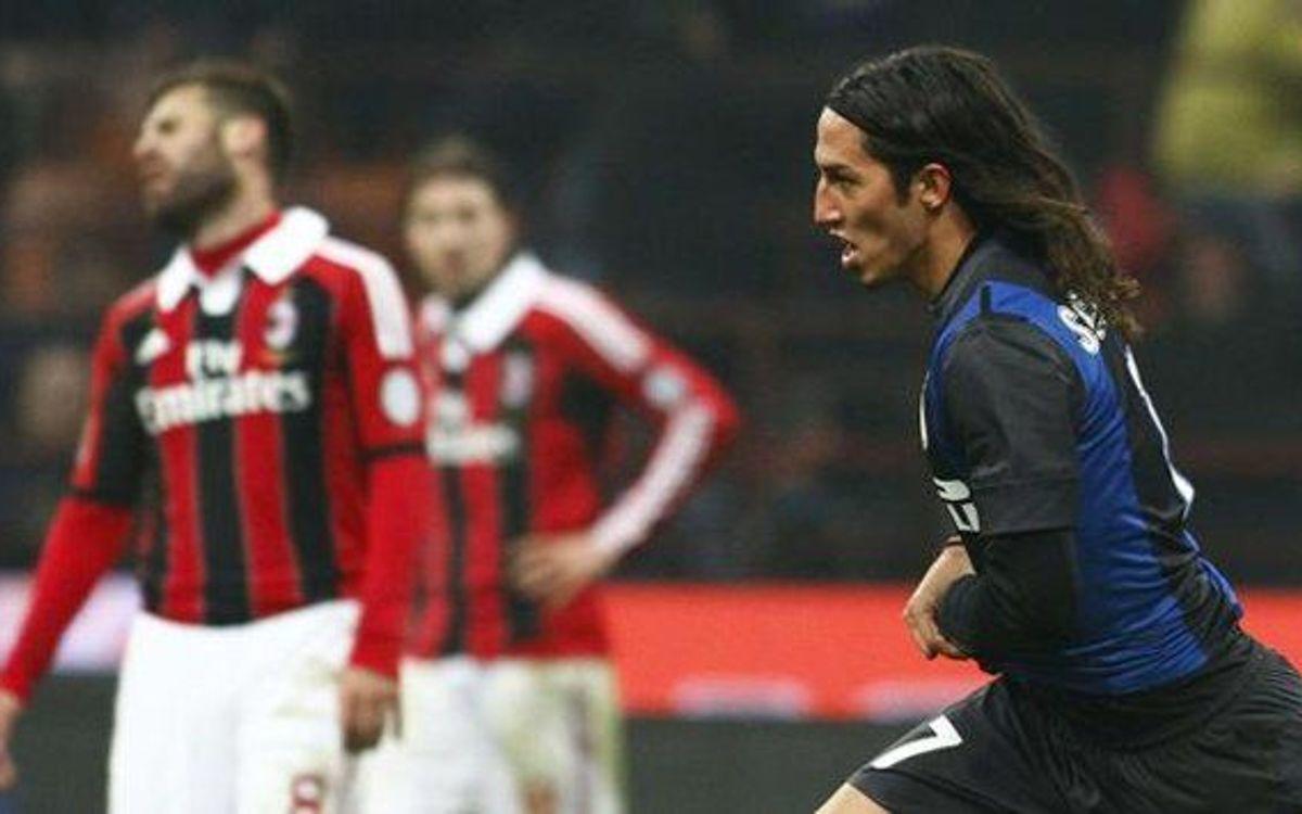 Empat en el derbi de Milà (1-1)