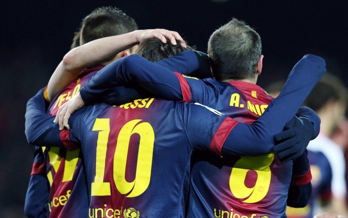 FCバルセロナ‐セビージャ戦総括
