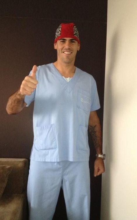 Valdés becomes father for second time