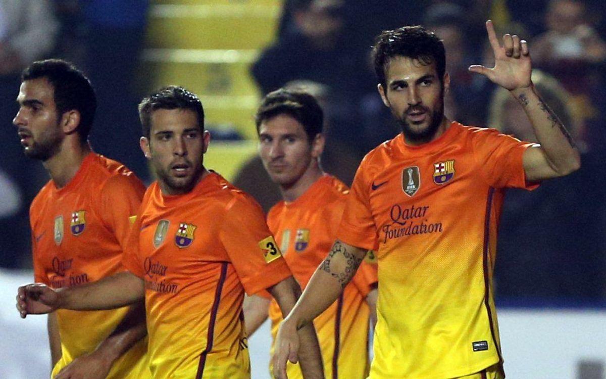 Deux matches au Camp Nou pour le Barça