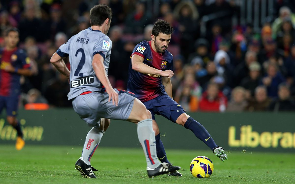 David Villa released from hospital
