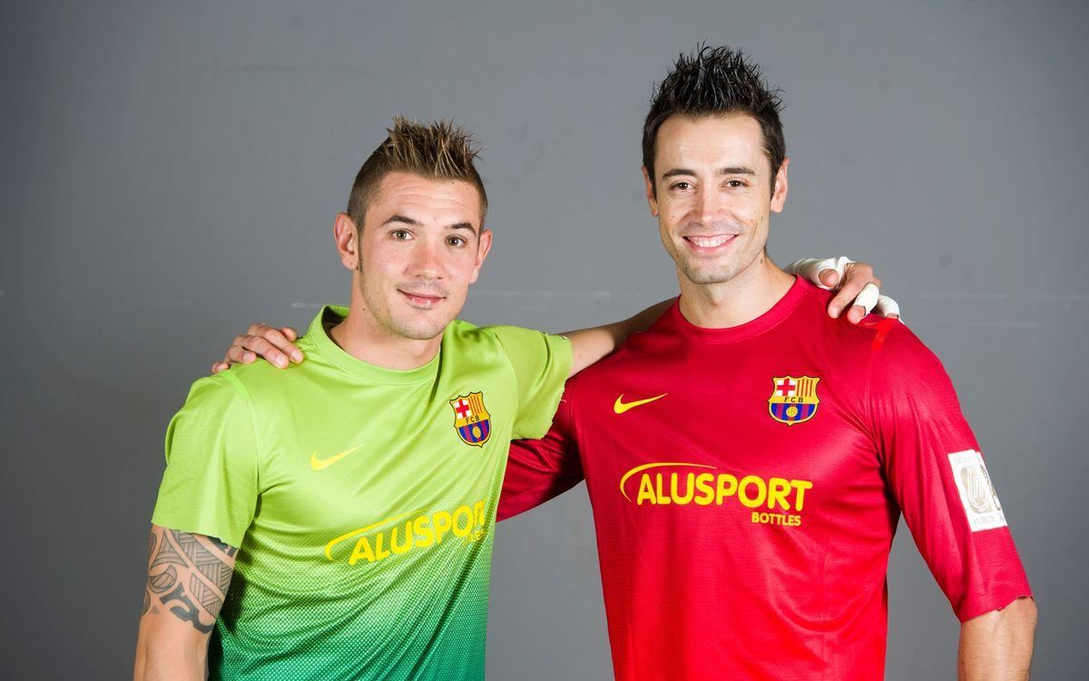 Cristian i Sedano marcaran la pauta d'una Copa que és a les seves mans