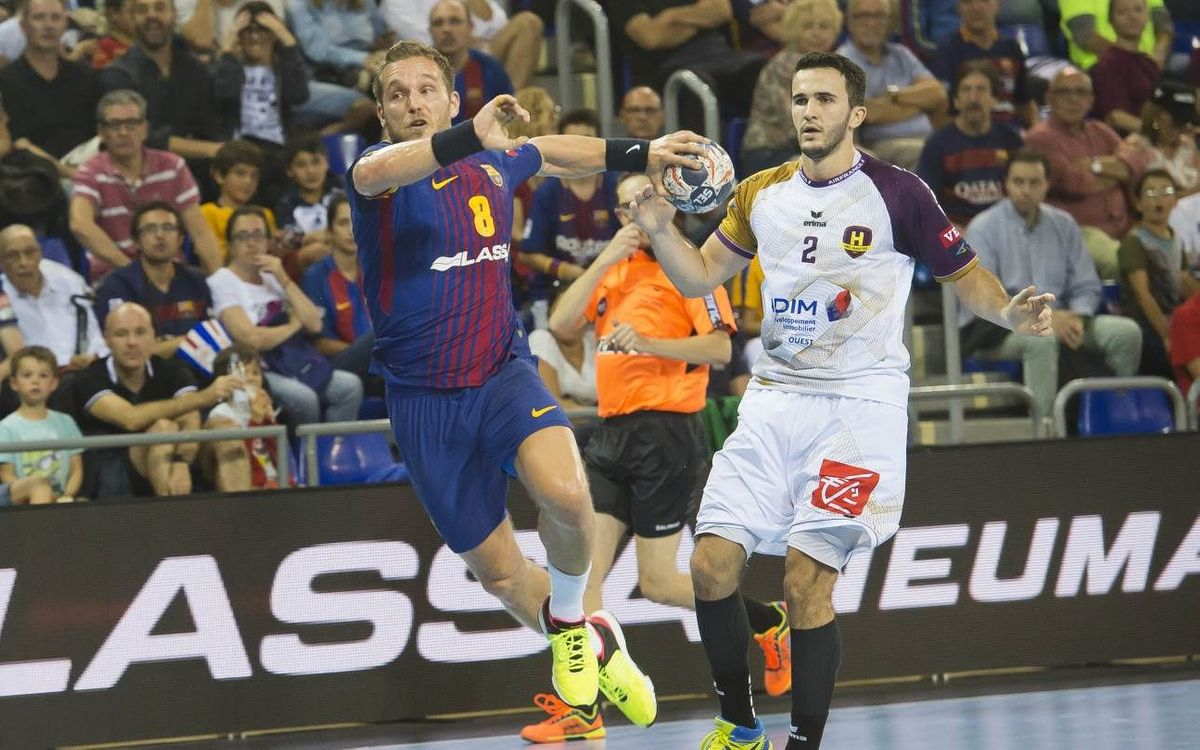 El Nantes, rival en los cuartos de la Champions